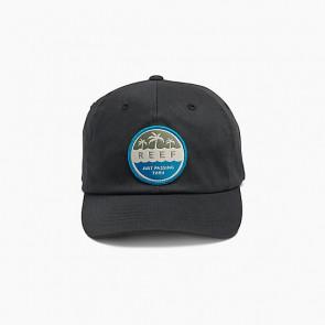 REEF CAPPELLINO FLEXFIT HOUR HAT BLACK