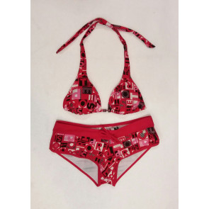 PROTEST BIKINI SUPPLE TANGO RED