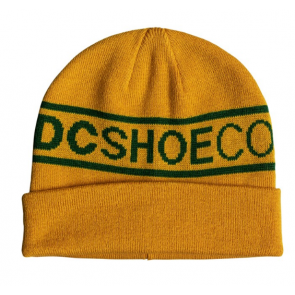DC BERRETTO BEANIE SCENE STEALER GOLDEN ROD