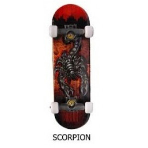ACTION NOW FINGERBOARD SCORPION