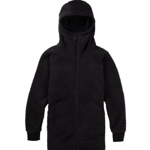 BURTON FELPA DONNA W MINXY FLEECE TRUE BLACK SHERPA
