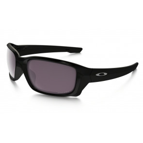 OAKLEY OCCHIALI STRAIGHTLINK POLISHED BLACK PRIZM DAILY POLARIZED
