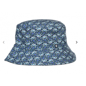 ELEMENT CAPPELLINO PESCATORE REVERSIBILE TAM BUCKET HAT BLUE MAPLE