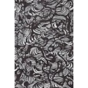 BURTON PANTALONI DONNA BW LIGHTWEIGHT PANT TRUE BLACK TIDAL WAVE PRINT