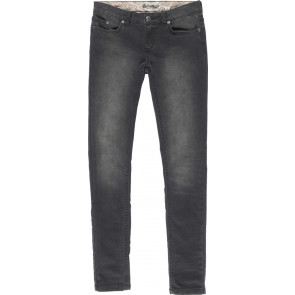 ELEMENT JEANS PANTALONI DONNA STICKER BLACK WASH