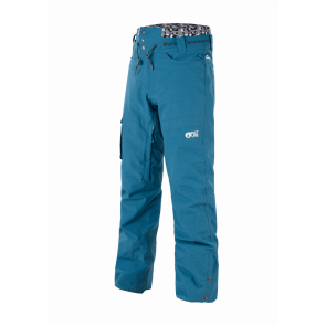PICTURE PANTALONE SNOWBOARD UOMO UNDER PT PETROL BLUE