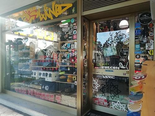negozio skate Lignano