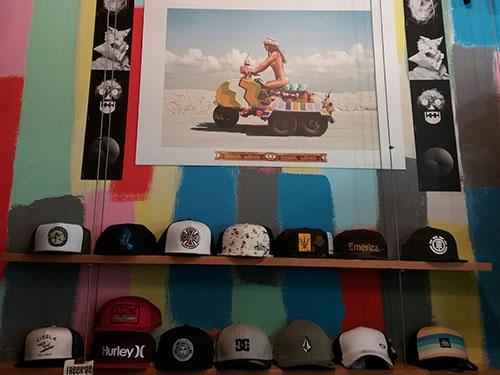 negozio streetwear Lignano